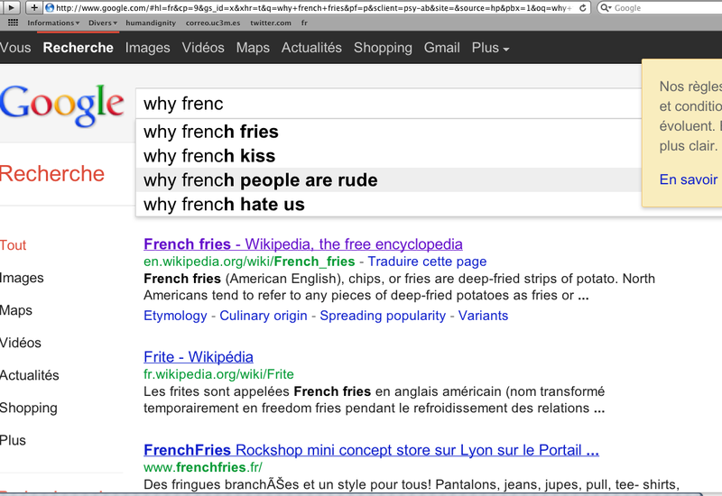 WHY FRENCH ARE ...