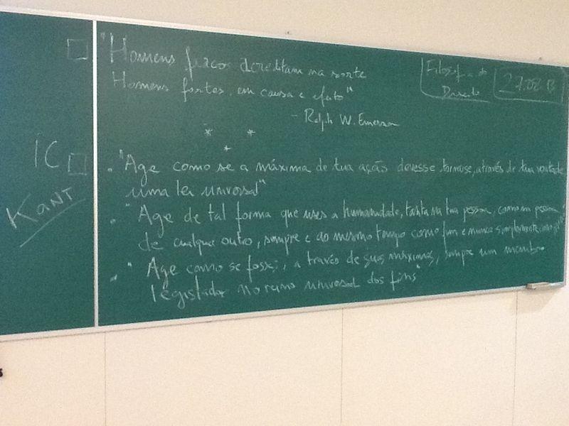Aula Filosofia Direito PUC Rio